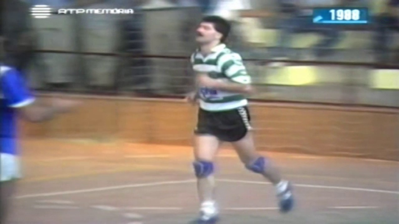 Andebol :: Sporting - 29 x Belenenses - 20 de 1987/1988 Final Taça de Portugal
