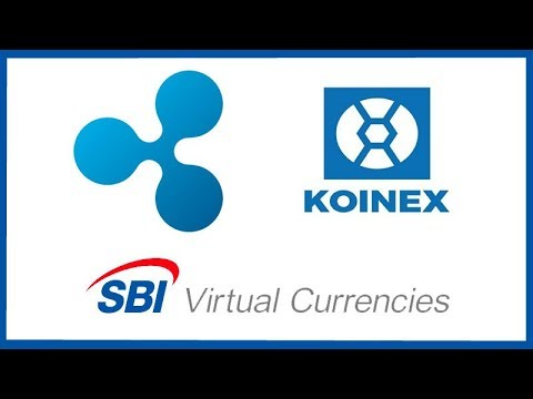 Koinex Crypto Exchange Adds 8 XRP Pairs - SBI Virtual Currency Exchange to go Live this Summer