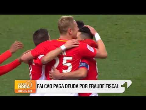 Falcao aceptó una condena de 16 meses en España, pero podrá ir al Mundial