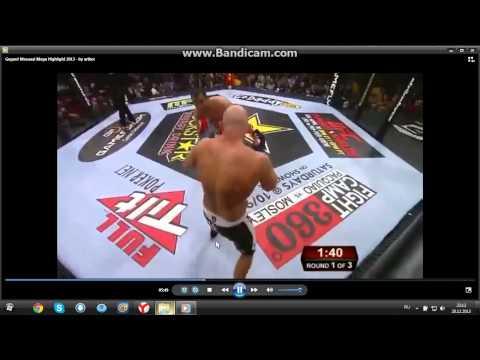 Армянский боец Гегард Мовсисян MMA UFC
