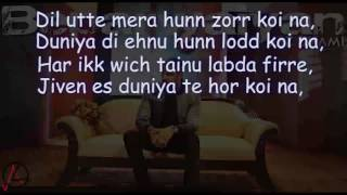 beparwaiyan refix-lyrics | Jaz Dhami | music | songs | lyrics |all lyrics