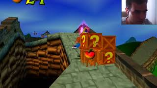 Salvando el mundo con Crash Bandicoot, Crash Bandicoot Warped Gameplay