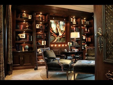 Home Office Decorating Ideas | Small Home Office Den ...