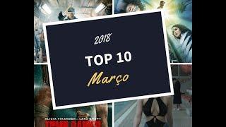 TOP 10 Filmes Março 2018 - Melhores estreias marco 03/2018