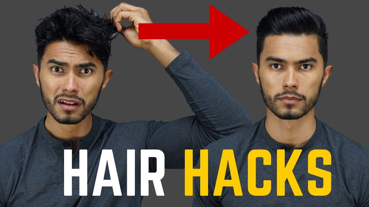 5 Hair Hacks to Make Your Hairstyle Better (For Coarse/Curly hair)
