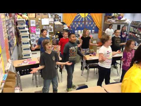 Figurative Language Song...Mrs. Seevers' 3rd Grade