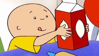 LIVE - Chef Caillou  Funny Animated Caillou | Cartoons for kids | Caillou