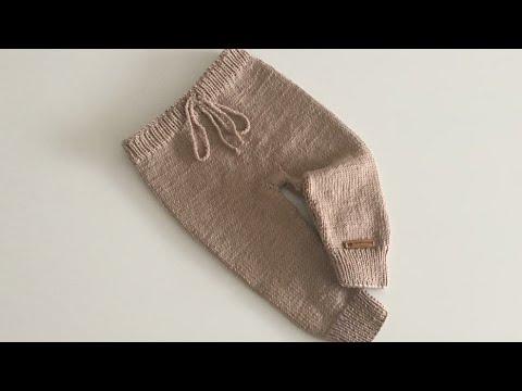 Bebek Pantolon Yapımı