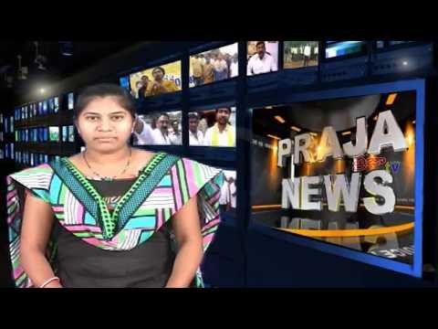 Praja Cable TV // News Bulletin // September 1st // 2017
