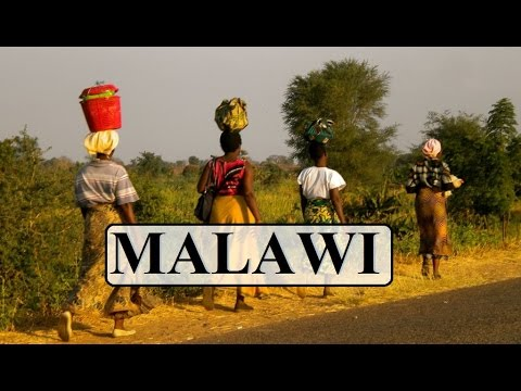 "Malawi-Afrika ""The Warm Heart of Africa"" Part 1"