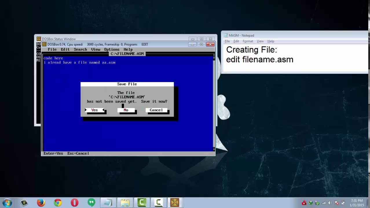 Download MASM for Windows 32 bit / 64 bit (Win …
