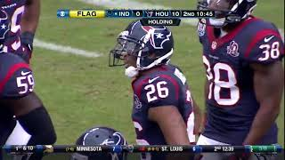 2012 - Colts @ Texans Week 15