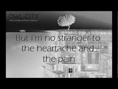 Owl City - Silhouette with Lyrics (HQ)