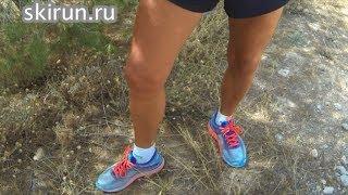 видео Почему болят ноги после бега?