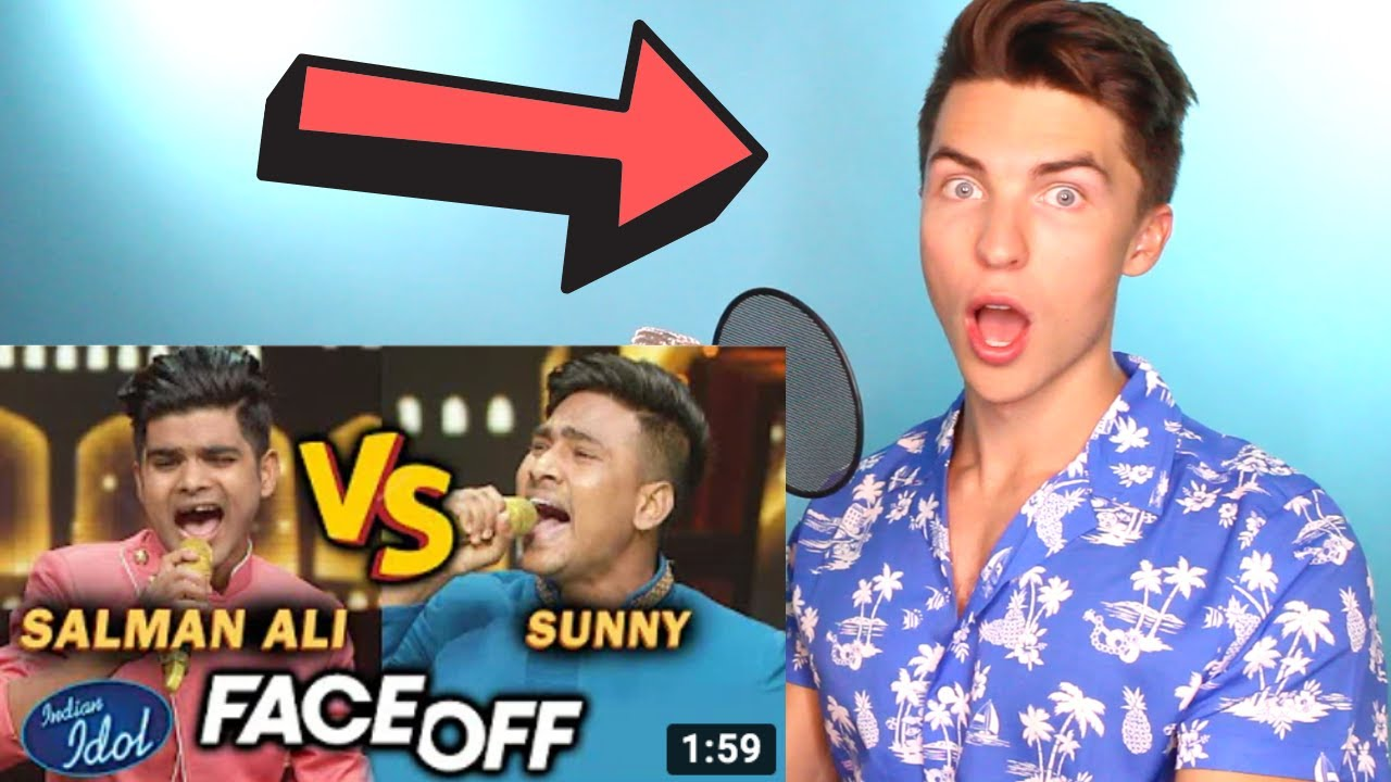 VOCAL COACH Reacts to Indian Idol 11 - Salman Ali Vs Sunny Hindustani - BIGGEST FACE OFF