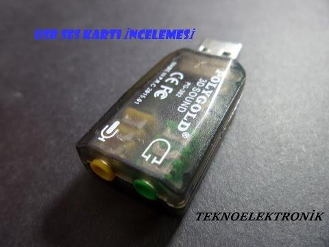 USB Ses Kartı Ne İşe Yarar? USB Ses Kartı İncelemesi