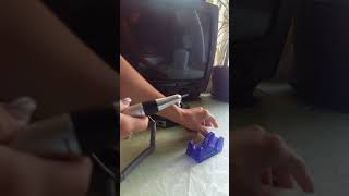 Посылка с алиэкспресс аппарат для маникюра Nail Drill