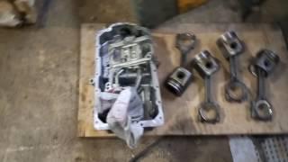 Terex 970 переборка двигателя.Плавно подошли к покупке запчастей.(, 2017-03-16T02:43:41.000Z)