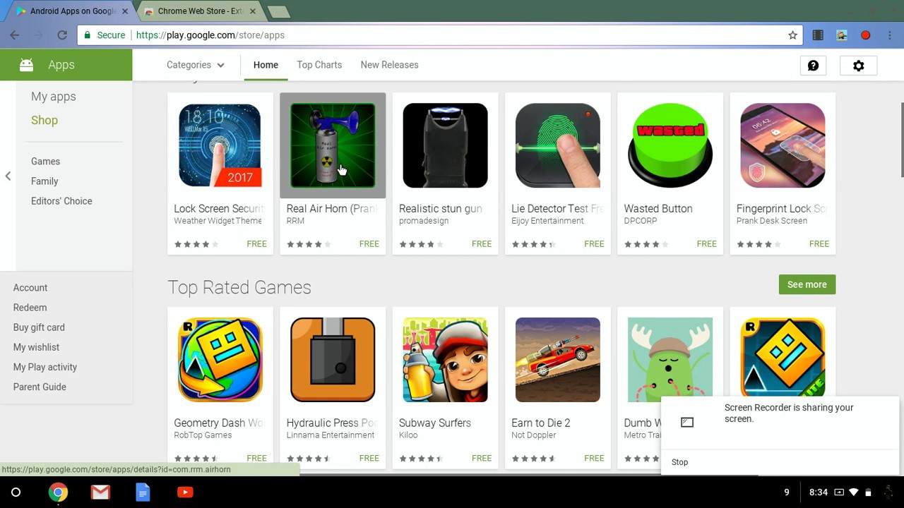 Google Play Store Games That U Can Get On Your Pc