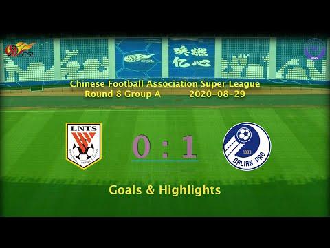 Shandong Luneng Dalian Pro Goals And Highlights