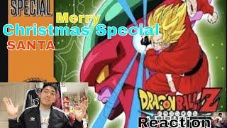 Dragon Ball Z Abridged: Plan to Eradicate Christmas (Reaction)