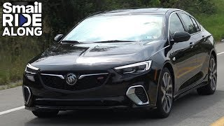 2018 Buick Regal GS -Test Drive - Smail Ride Along