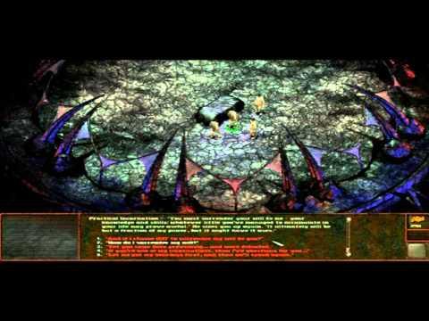 Creepy, Obsessive Nerdlove: Planescape: Torment: Colons