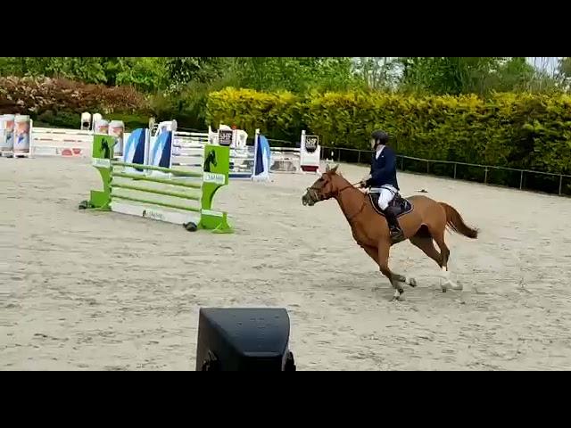 Celiane des Biches - amateur élite Auvers - (5e)