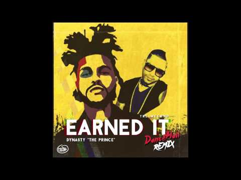 Earned It - [The Weeknd feat. Dynasty The Prince] ( MedyLandia DanceHall Remix )