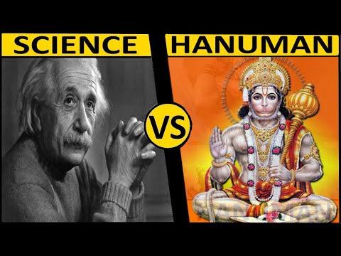 SCIENCE OF HANUMAN | SCIENTIFIC FACTS ANIMATION