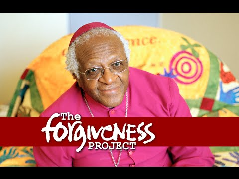 """Archbishop Desmond Tutu Introduces The Forgiveness Project; YouTube"""