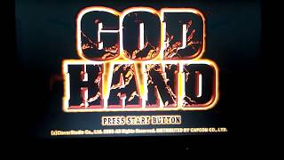 god hand in pc