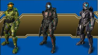 Halo 4: Infinity Armor Pack