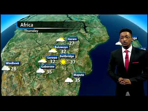 SA #Weather forecast | 21 March 2018