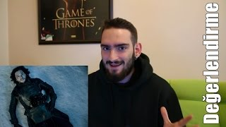 Game Of Thrones 6. Sezon 1. Bölüm Değerlendirme (Spoiler)