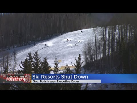 Vail Resorts Closes 4 Ski Areas For Season, Breckenridge For At Least For A Month