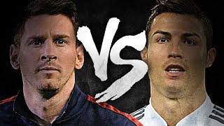 Ronaldo vs messi fifa 15