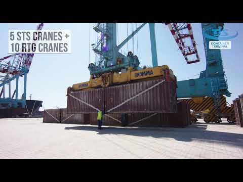 Port TIS — the biggest port in Ukraine in terms of transshipment since 2014
