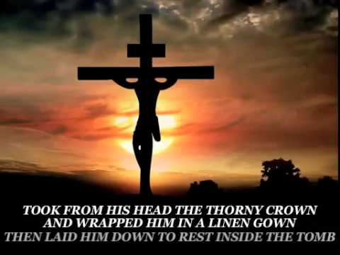 HALLELUJAH - Good Friday Meditation