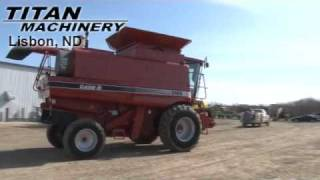 case ih 2166 combine for sale