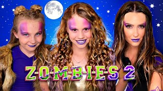 Disney ZOMBIES 2 Werewolf We Own the Night Music Video Cover