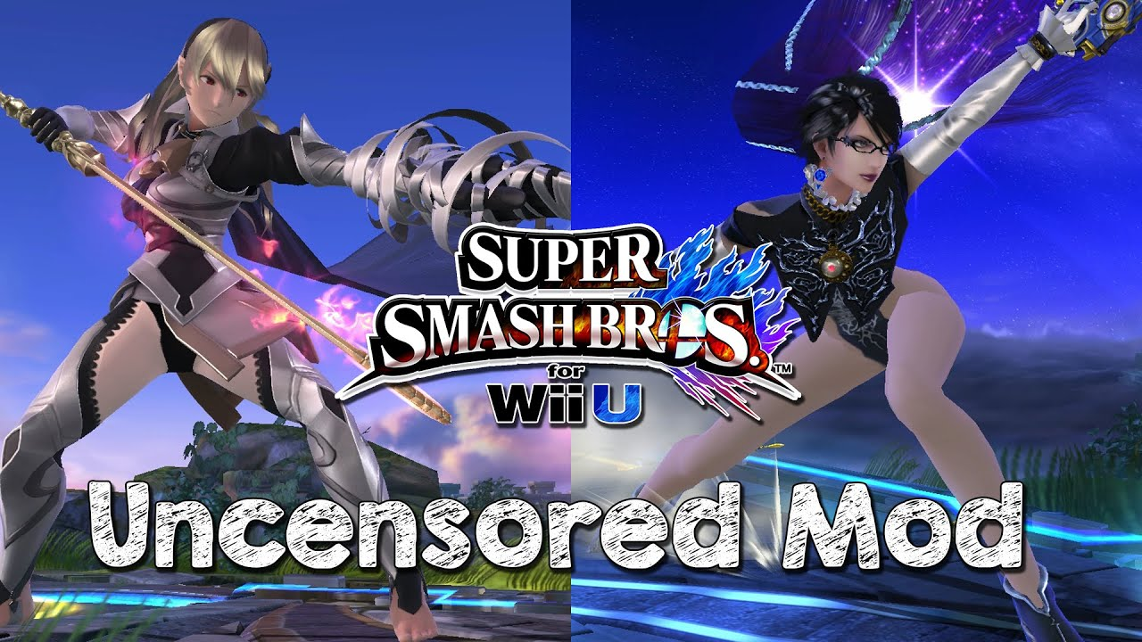 Uncensored Mod Bayonetta Kamuicorrin Outdated Update In The Description