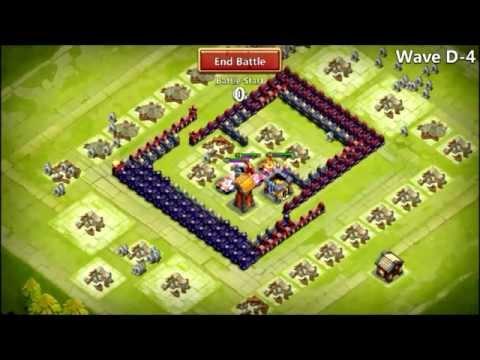 Castle Clash - Townhall level 16 HBM   Doovi
