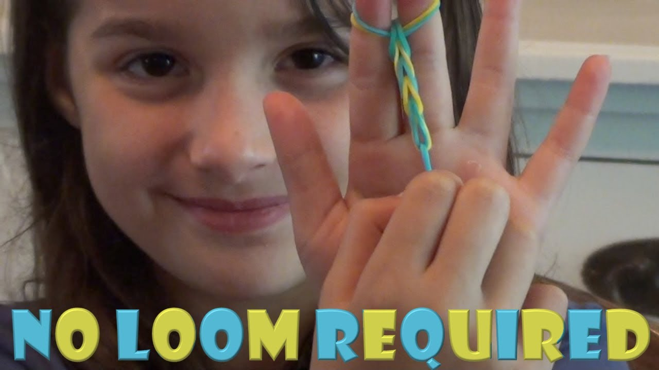 how to make a fishtail bracelet basic no loom required tutorial acroanna youtube