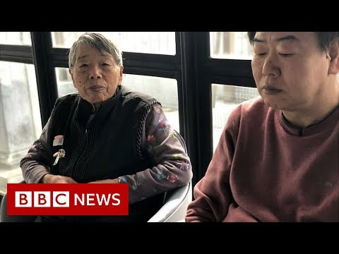 How Japan is keeping people with dementia safe - BBC News