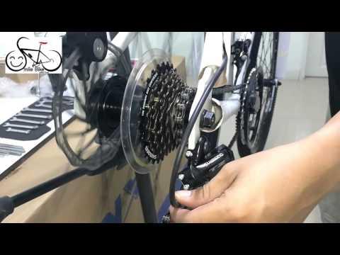 วิธีการตั้งเกียร์จักรยานง่ายๆ โดย Smile Bike