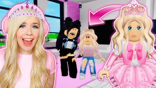 THE HATED CHILD IS THE LOST PRINCESS IN BROOKHAVEN! (ROBLOX BROOKHAVEN RP)