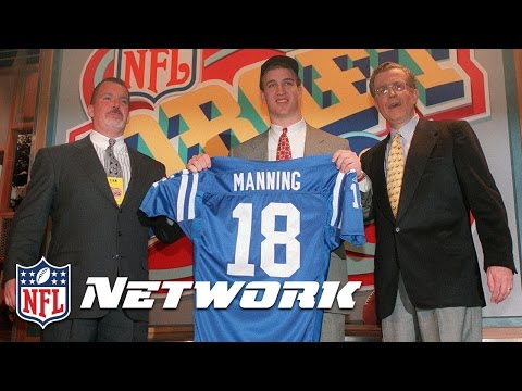 DEBATE! Is Peyton Manning the Best #1 Overall Pick Ever? | Good Morning Football | NFL Network
