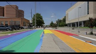 OKC street murals to honor Black, LGBTQ, Native American communities