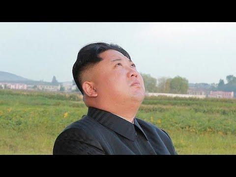 North Korea: Kim seeks military 'equilibrium' with U.S.